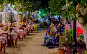 Nightlife, Villa Christina Skiathos | Accommodation in Skiathos | Hotels in Skiathos | Apartments in Skiathos | Skiathos Island | Greece